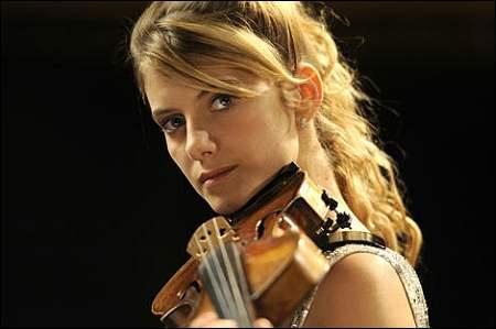 Mélanie Laurent in 'le concert' von Radu Mihaileanu ©frenetic