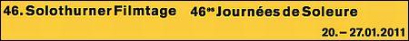 Trennbalken 46. Solothturner Filmtage