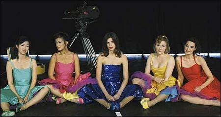 Online-Festivalfilm 'Le bal des actrices' von Maïwenn (2007) ©unifrance
