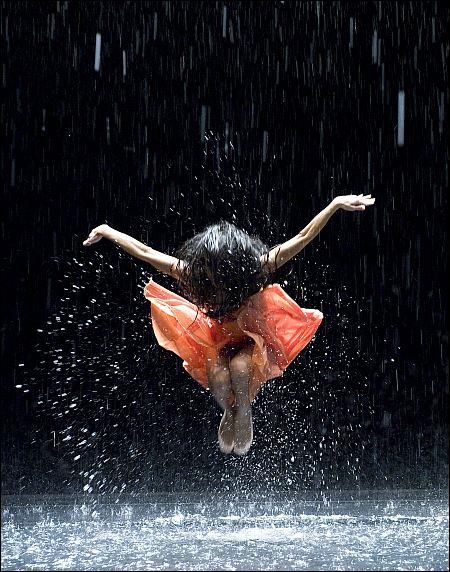 Ditta Miranda Jasifi in 'Pina' von Wim Wenders. Foto: Donatella Wenders ©Neue Road Movies GmbH
