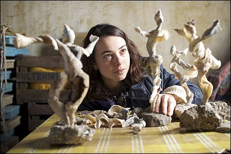 Laura Agorreca in 'El Premio'