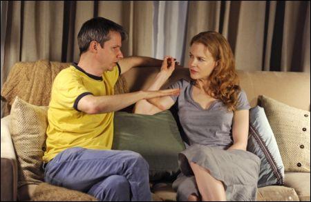 John Cameron Mitchell (Regie) mit Nicole Kidman 'Rabbit Hole' ©filmcoopi