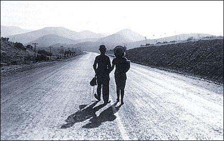 Chaplin Goldrush End