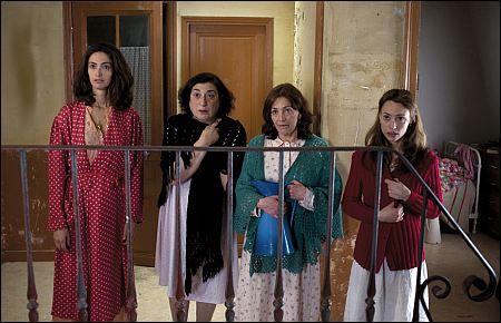 'Les femmes du 6e étage' ©präsens