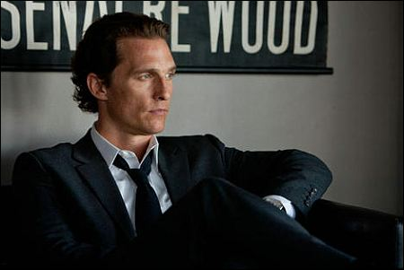 Matthew McConaughey 'The Lincoln Lawyer' ©ascot-elite