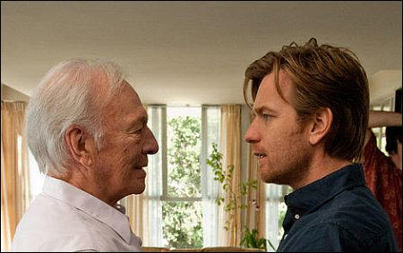 Christopher Plummer und Ewan McGregor in 'Beginners' ©UPI