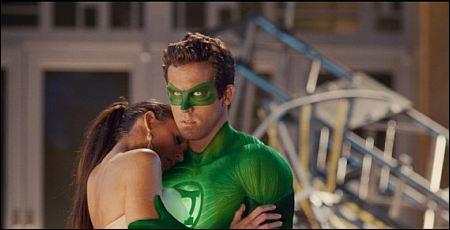 Die Grünen kommen! 'The Green Lantern' © Warner Bros