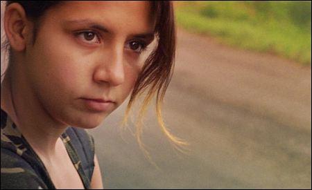 Gyöngyi Lendvai in 'Csak a szél' (Just The Wind) von Bence Fliegauf