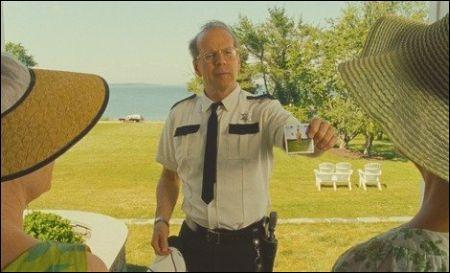 Bruce Willis in 'Moonrise Kingdom' ©ascot-elite