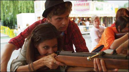 Philippe Graber und Nadine Vinzens sind Mary und Johnny ©stamm film