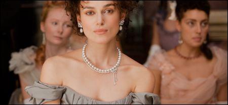 Keira Knigtley ist Joe Wrights 'Anna Karenina' ©upi