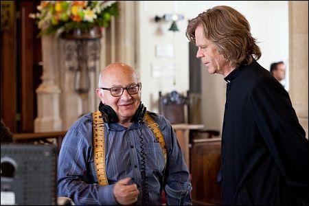 Regisseur Ben Lewin mit William H. Macy ©Twentieth Century Fox Film Corporation