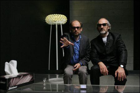 Denis Podalydès und Michel Vuillermoz in 'Adieu Berthe' ©xenix