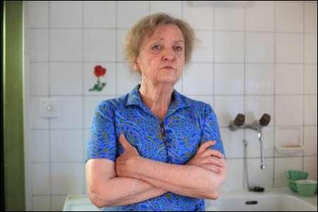Sybille Brunner ist 'Rosie' ©looknow