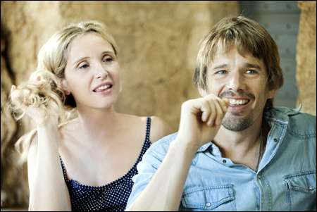 Céline (Julie Delpy) und Jesse (Ethan Hawke) in 'Before Midnight' ©rialto