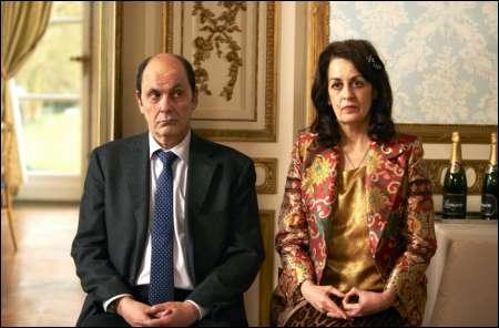 Jean-Pierre Bacri, Dominique Valadié ©filmcoopi