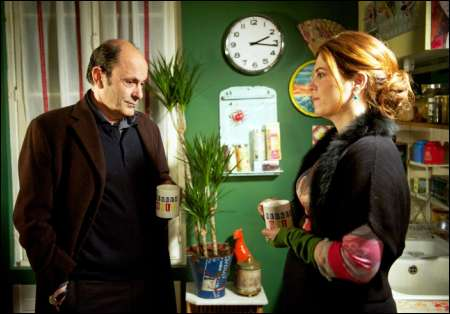 Zeit zum Sterben? Jean-Pierre Bacri und Agnès Jaoui ©filmcoopi