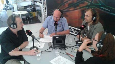 Michael Sennhauser, Eric Facon, Thomas Imbach, Brigitte Häring
