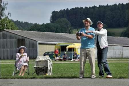 Annemarie Düringer, Stanley Townsend, Stefan Kurt © frenetic