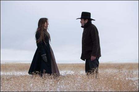 Hailee Steinfeld und Tommy Lee Jones in 'The Homesman'