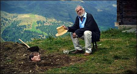 Georg Friedrich und André Wilms © Vega Film