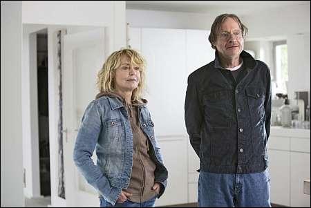 Gisela Schneeberger und Michael Wittenborn © filmcoopi