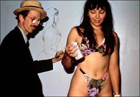 'Crumb' mit Robert Crumb und einer seiner Musen
