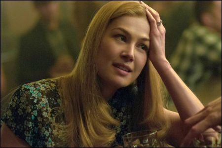 Amy Dunne (Rosamund Pike)