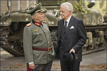 Niels Arestrup und André Dussolier in 'Diplomatie' © JMH
