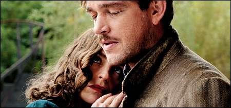 Nina Hoss und Ronald Zehrfeld in 'Phoenix' © Look Now!