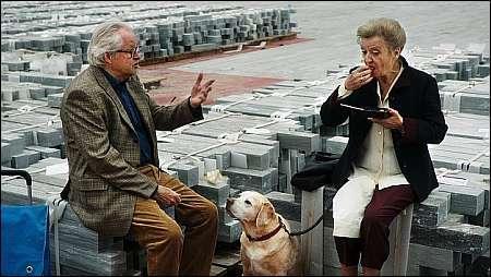 Sibylle Brunner und Werner Rehm in 'Liebe und Zufall' von Fredi M. Murer © Vega Film