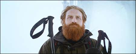 Kristofer Hivju als Mats in 'Turist' © Look Now