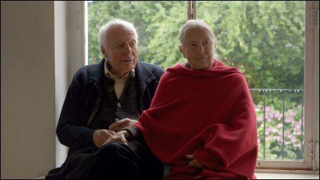 Gottfreid Böhm und Elisabeth Böhm-Haggenmüller © Cineworx