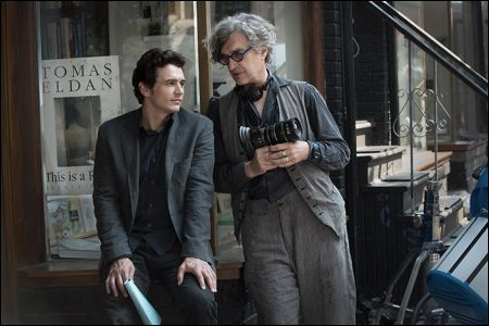 James Franco Wim Wenders