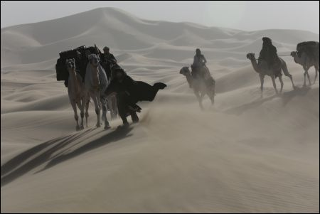 Queen of the Desert von Werner Herzog © 2013 QOTD 2