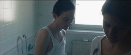 'Vergine giurata': Flonja Kodheli, Alba Rohrwacher