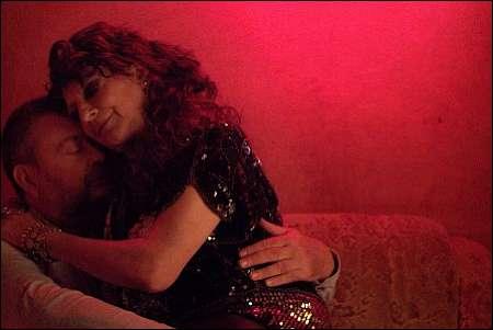 'Party Girl' Angélique Litzenburger und Joseph Bour © First Hand Films