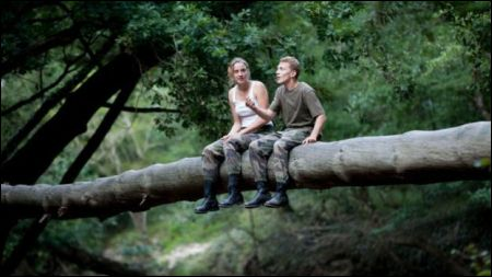 Adèle Haenel und Kévin Azaïs in «Les Combattants» © filmcoopi