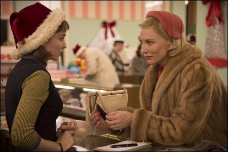 Rooney Mara und Cate Blanchett