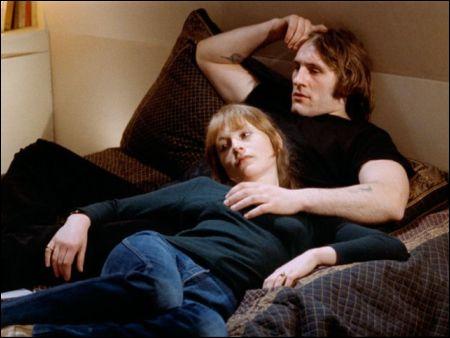 Isabelle Huppert und Gérard Depardieu 1980 in 'Loulou' von Maurice Pialat
