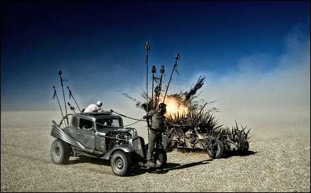 'Mad Max Fury Road' © Warner Bros. Ent.