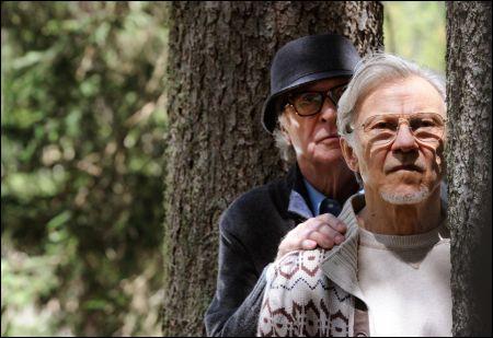 Michael Caine und Harvey Keitel in 'Youth' von Paolo Sorrentino