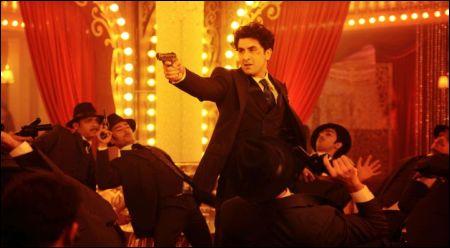 Ranbir Kapoor ist Johnny Balraj in 'Bombay Velvet'