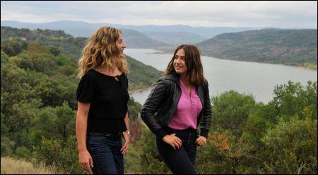 Cécile de France und Izïa Higelin ©  Cineworx