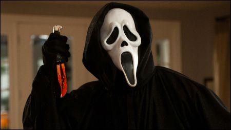 Der Killer aus 'Scream'