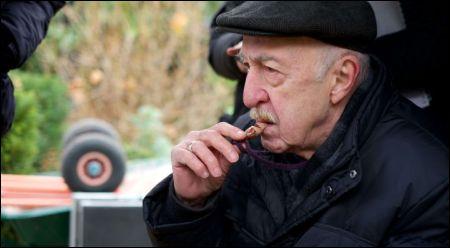 Regisseur Otar Iosseliani