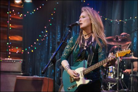 Meryl Streep  in 'Ricki and the Flash' © Sony Pictures
