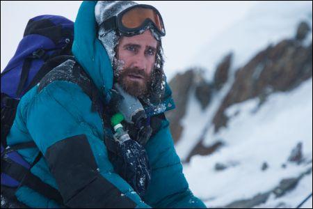 Jake Gyllenhall als Scott-Fischer in 'Everest' © Universal