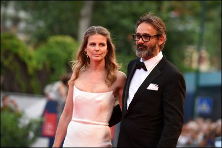 Lilja Palmadottir und Baltasar Kormákur bei der Premiere in Venedig © Universal