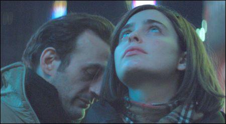 Martin Dubreuil und Hadas Yaron in 'Félix et Meira' © cineworx